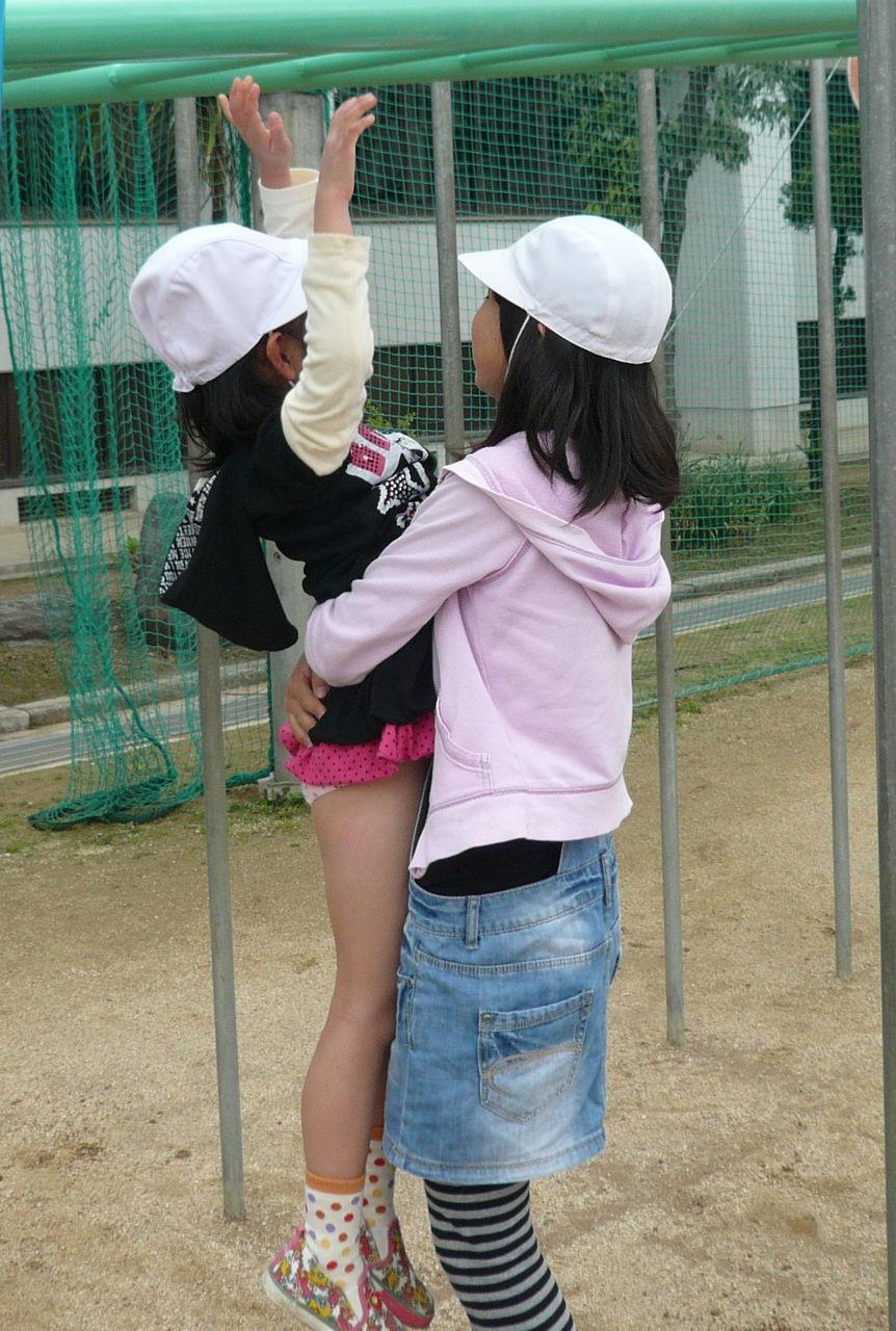 JS 水遊び 盗撮 女子○学生のパンツ、パンチラ画像pt24